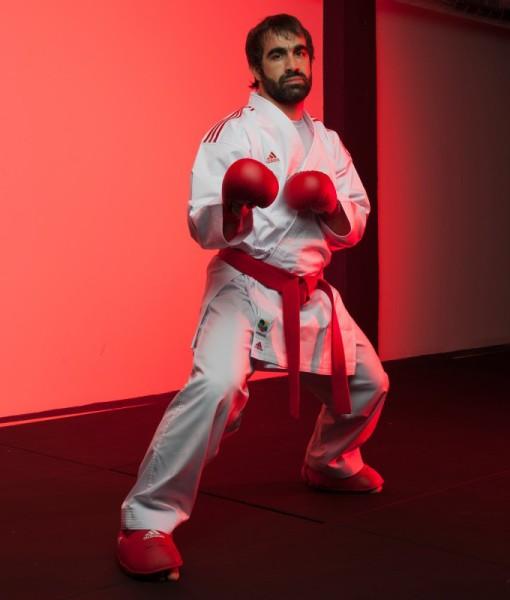 kimono-karate-revoflex-bandes-adidas-k190s