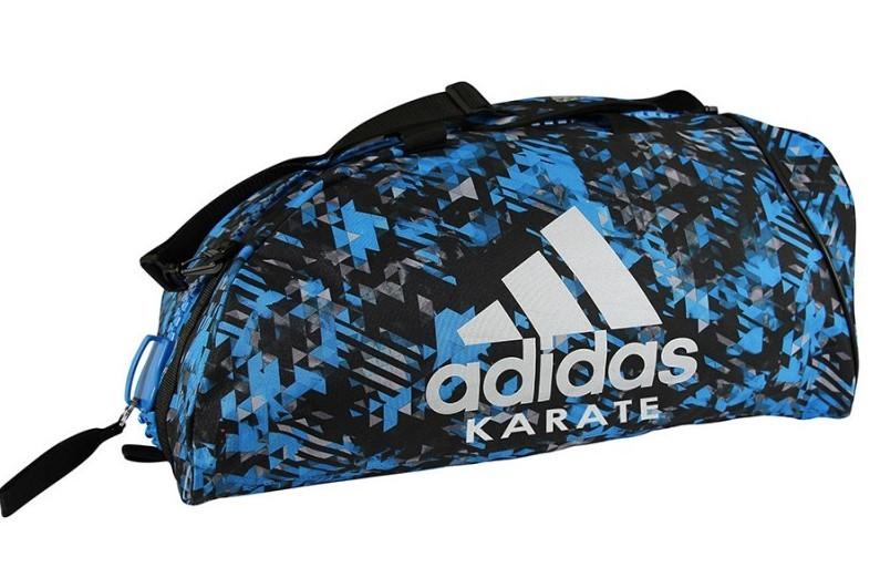 Torba plecak Adidas Karate moroniebieska M i L