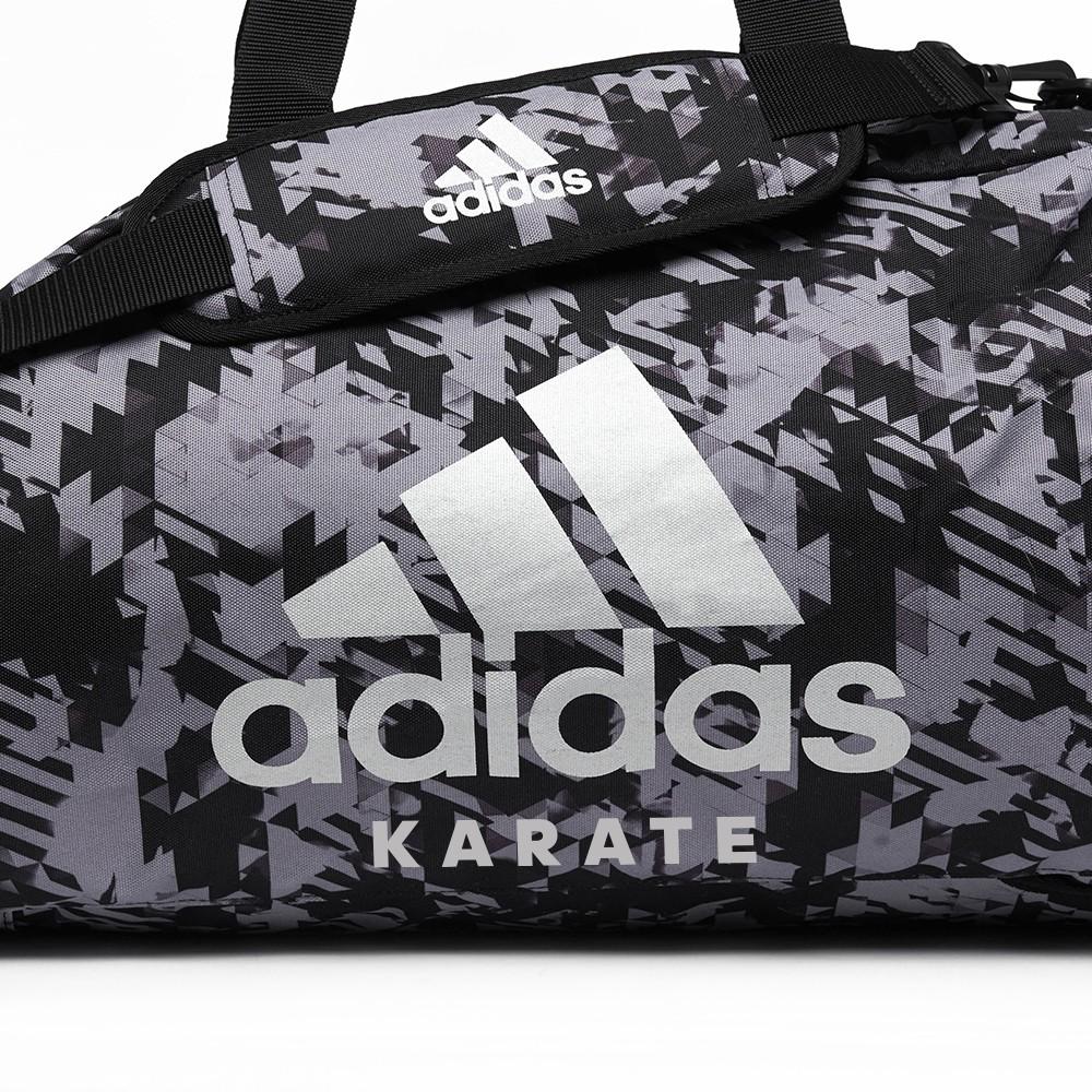 Torba plecak Adidas Karate moroszara M i L