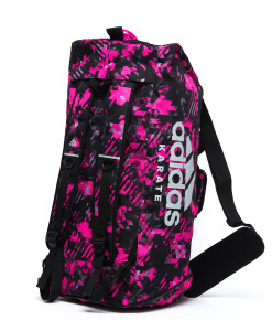 adiACC058 - 2IN1 BAG - PINK Camo - SIDE 03 - KARATE