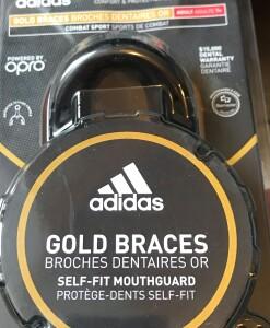 gold braces bl